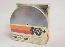 MAICO 501 K&N AIR FILTER STOCK REPLACEMENT WASHABLE / REUSABLE MA-30/75 K AND N