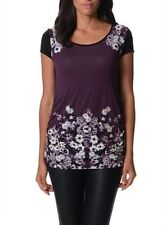 Target Cap Sleeve Floral Tops & Blouses for Women