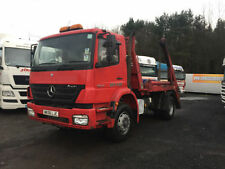 Commercial Lorries & Trucks Manual 4x2 Axel Configuration