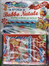 LA STORIA DI BABBO NATALE SCOPRI LA MAGIA DEL NATALE! - Bambini  - Natale - dvd