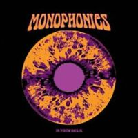 Monophonics - In Your Brain - New Sealed Vinyl LP Album - Black Vinyl