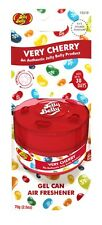 Jelly Belly Gel Can, Car Air Freshener Home Van Office Taxi - Very Cherry