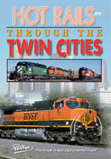 Hot Rails Through the Twin Cities DVD Pentrex BNSF UP CP TC&W MC WC I&M Shoreham