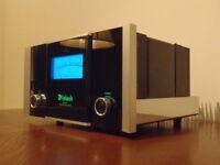 McIntosh MC501 Amplifier  and Meter LED Lamps bulbs lights Filter Kit