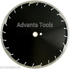 "16"" Asphalt Green Concrete Diamond Saw Blades for High Speed Saw"
