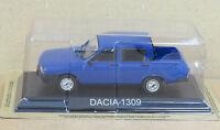 "DIE CAST "" DACIA 1309 "" LEGENDARY CARS SCALA 1/43"
