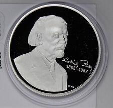 BU0262 Hungary 2007  5000 Forint silver  proof Zoltan Kodaly 125th anniversary o