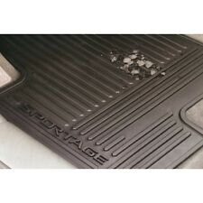 Genuine Kia 11-13 Sportage All Weather Floor Mats OEM Rubber Complete set
