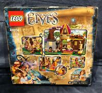 Lego Elves Azari and the Magical Bakery 41074 NEW Sealed Box Damage See Pics