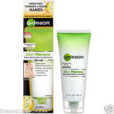 GARNIER SKIN RENEW DARK SPOT HAND TREATMENT! VITAMIN C! SPF 30! MOISTURIZES!