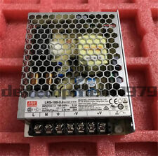 New Meanwell 3.3V 20A LRS-100-3.3 Switching Power Supply