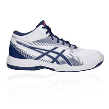Asics Mens Gel-Task MT Court Shoes Navy Blue White Sports Squash Handball