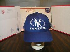 NEW YORK YANKEES VINTAGE 90's NWT HAT CAP STRAPBACK MLB STARTER  RARE