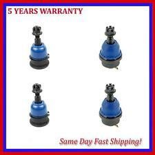 4Pcs Suspension Ball Joint For 2007 Chevrolet Silverado 2500 HD Classic LS