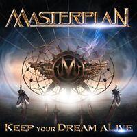 MASTERPLAN - KEEP YOUR DREAM ALIVE (CD+BLU-RAY)  CD + BLU-RAY NEU