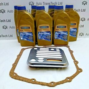 Chrysler A604 4 speed automatic gearbox service kit filter gasket 7L dexron 6
