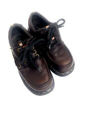 Dr-Martens Brown Leather-Shoes Air Cushioned CK B 08 AW 004  Men's UK 4,US 5