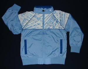 Enyce Signature Blue Zip Front Mesh Lined Hooded Wind Jacket Boys NWT
