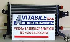 RADIATORE OPEL CORSA C 1.2 +AC NUOVO !!