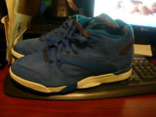 Reebok Victory Court Pump, Blue, Mens 10.5