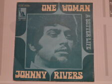 JOHNNY RIVERS One woman 90789
