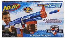 Hasbro Nerf N-Strike Elite Retaliator Sonic Ice 4in1 Der Verwandlungs-Blaster