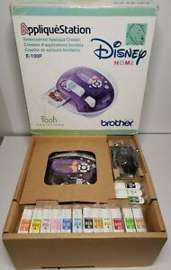 Disney Home Applique Station Brother E-100P Winnie the Pooh Embroidery (Missing