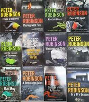 Peter Robinson 12 Books Collection Set Bad Boy-Brand New Books
