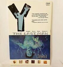 Y: The Last Man TPB Book 4 Safeword (Issues #18-23) Near Mint Vertigo DC