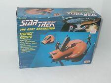 Vintage 1989 Galoob Star Trek Ferengi Fighter Vehicle Star Ship MIB
