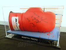 ✺Signed✺ KOSTYA TSZYU Boxing Glove COA UFC MMA