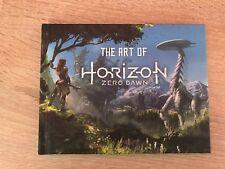 The Art Of Horizon Zero Dawn Artbook