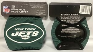 New York Jets Team Logo NFL Football Face Mask Cover by Foco  FREE SHIP