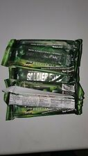 5 Pack SOLDIER FUEL MRE Emergency Survival Food Energy Bar Rations CHOCOLATE