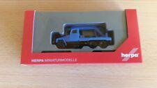 Herpa 308106 - 1/87 Ifa G5 Kranfahrzeug - Blau - Neu