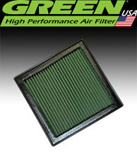 Green Filter USA 2421 High Flow Air Filter for Subaru Outback WRX Impreza Legacy