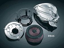 Kuryakyn Skull Stage 1 air filter kit Harley-Davidson 1340 1993 - 1999 9942