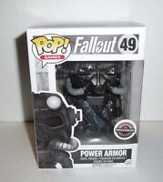 GameStop Exclusive Mystery Box POWER ARMOR Funko Pop Figure Toy 49 FALLOUT