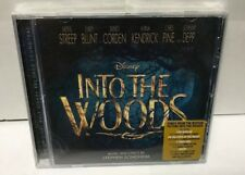 Disney's Into The Woods Official Soundtrack, OST, NEW, SEALED