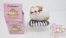 "GUND Series 3 Pusheen Blind Box Plush ""Places Cats Sit!"" - Piano Keyboard"