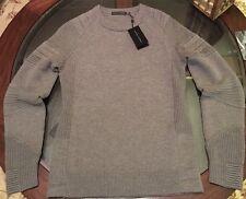 Ralph Lauren Black Label 100% Merino Wool Armor Sweater Sz Medium New W Tags