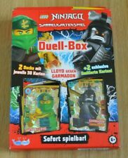 Lego Ninjago™ Serie 5 Trading Card Duell Deck Box LE9 LE19 limitierte Auflage