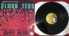 DEMENTED ARE GO * The Day The Earth Spat Blood *LP* Psychobilly * 89' Link Rec.