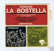 45 RPM EP GONTRAND DE MORTEMARE DANSONS LA BOSTELLA
