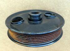 91 - 95 CADILLAC DEVILLE FLEETWOOD 4.9 Power Steering Pump Pulley 3529186