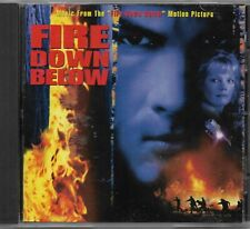 FIRE DOWN BELOW Music From The Motion Picture CD(1997) Richie Sambora, Russ Taff