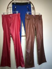 Mixed Lot Skinny Stretch Pants Spacegirls BG USA No Boundaries Women's 7