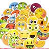 50 Emoji Smartphone Phone Stickerbomb Aufkleber Sticker Mix Decals Retrosticker
