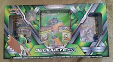 Pokemon Decidueye GX Premium Collection Box Sun & Moon Brand New Sealed!