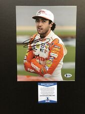 Chase Elliott autographed signed 8x10 photo Beckett BAS COA NASCAR Racing Rare